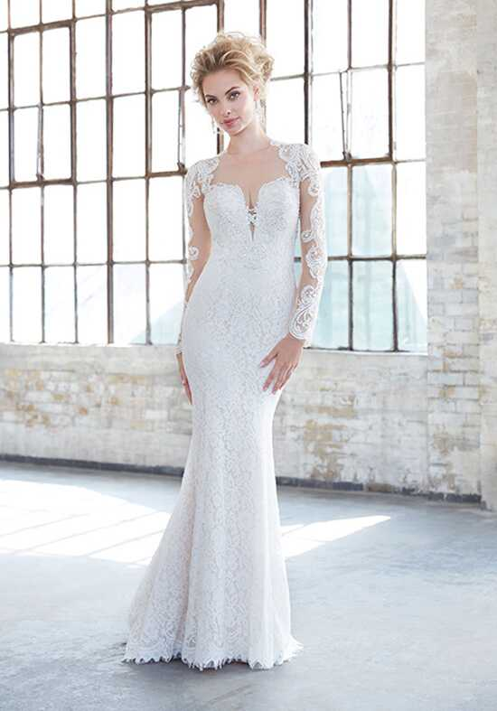 Madison James MJ309 Sheath Wedding Dress