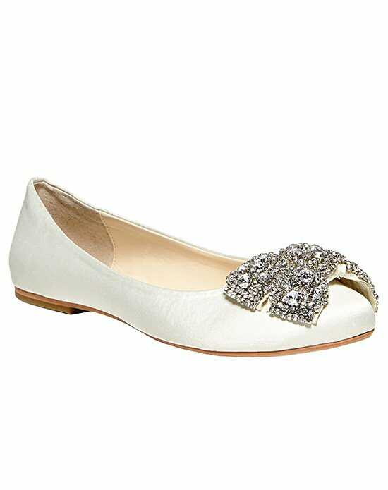 Blue by Betsey Johnson SB-EVER- Ivory Shoe