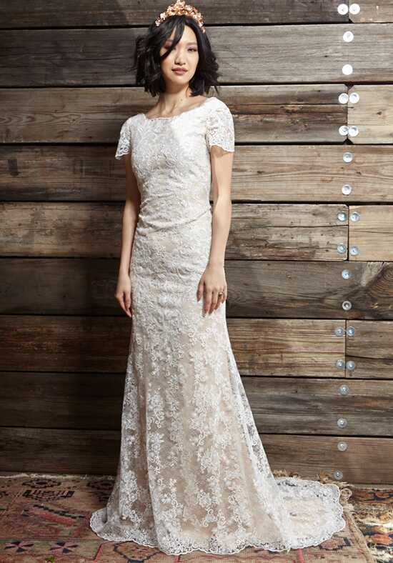 Ivy & Aster Sylvia Sheath Wedding Dress