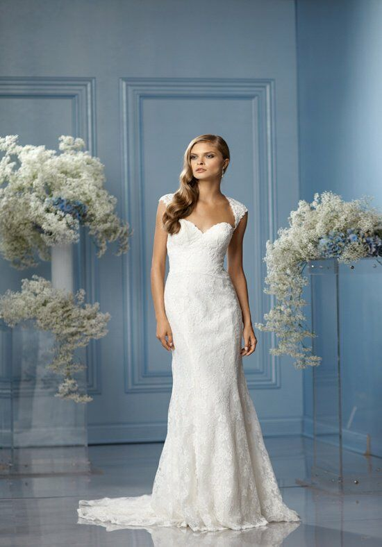 Wtoo Brides AVELINE-10487 A-Line Wedding Dress