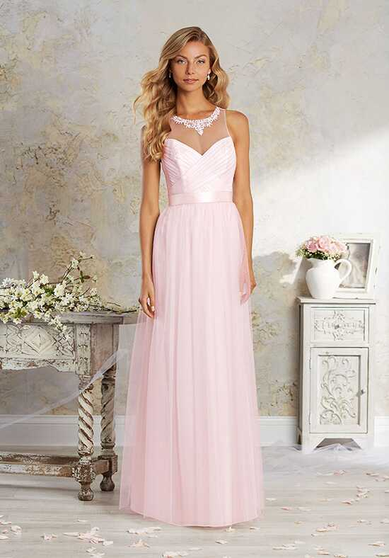 Alfred Angelo Modern Vintage Bridesmaid Collection 8641L Sweetheart Bridesmaid Dress