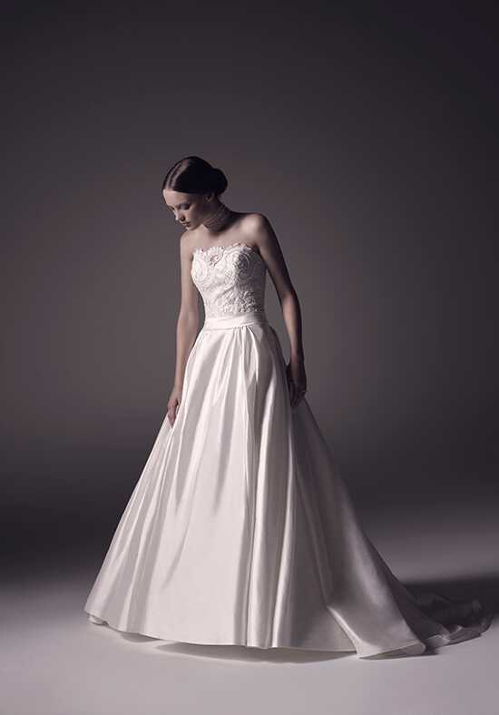 Amaré Couture by Crystal Richard C106 Rhea Ball Gown Wedding Dress