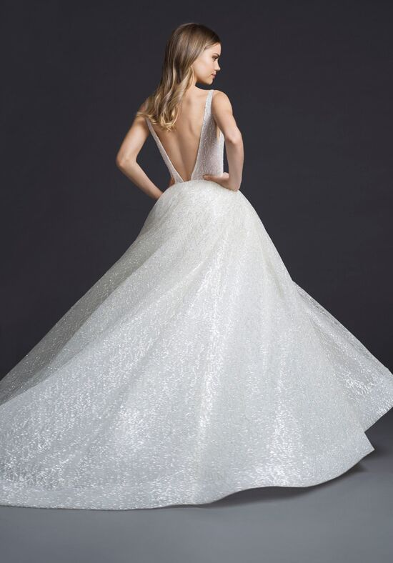 Lazaro 3662 Ball Gown Wedding Dress