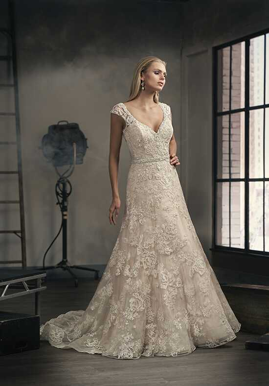 Jasmine Couture T192058 A-Line Wedding Dress
