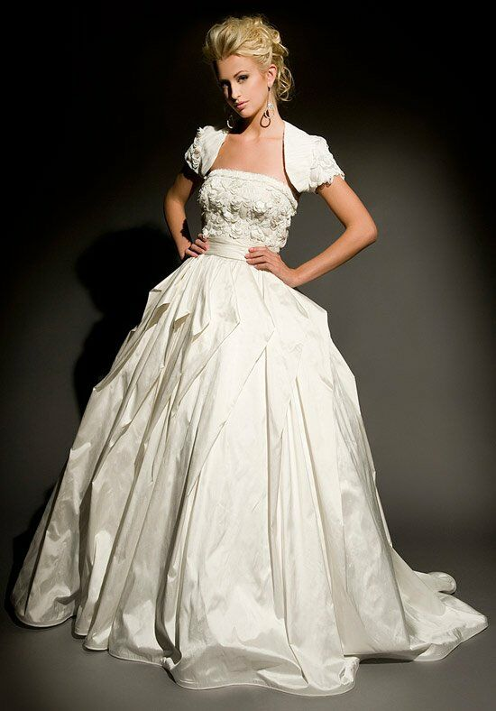 Eugenia 3813 Ball Gown Wedding Dress