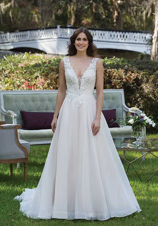 Sincerity Bridal 3941 Ball Gown Wedding Dress