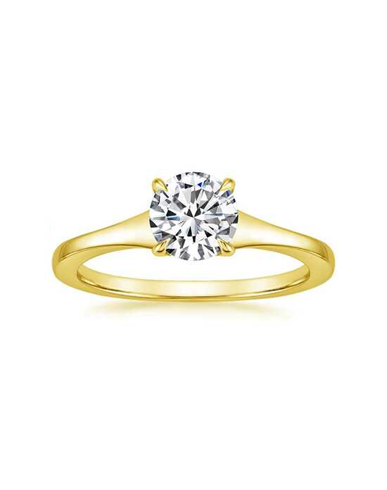Brilliant Earth Elegant Round Cut Engagement Ring