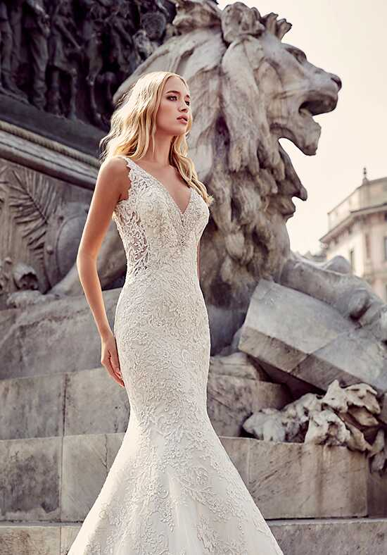 Eddy K MD220 Mermaid Wedding Dress