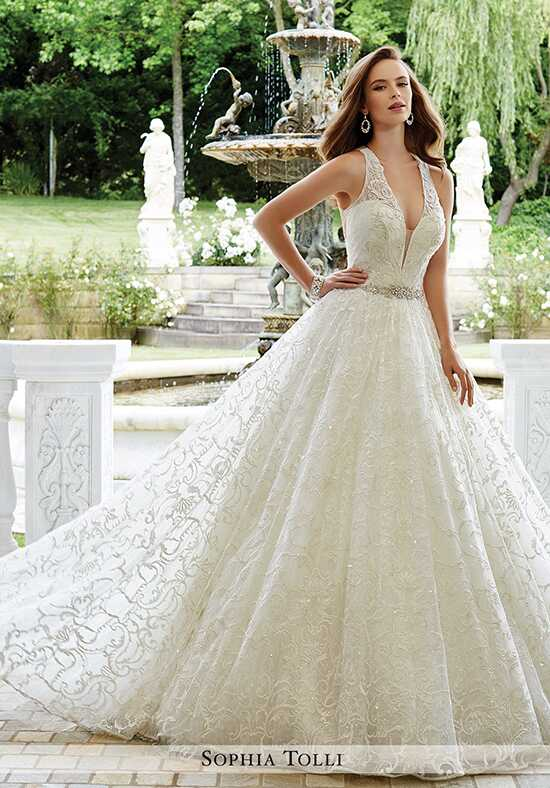 Sophia Tolli Y21675 Firenze Wedding Dress photo