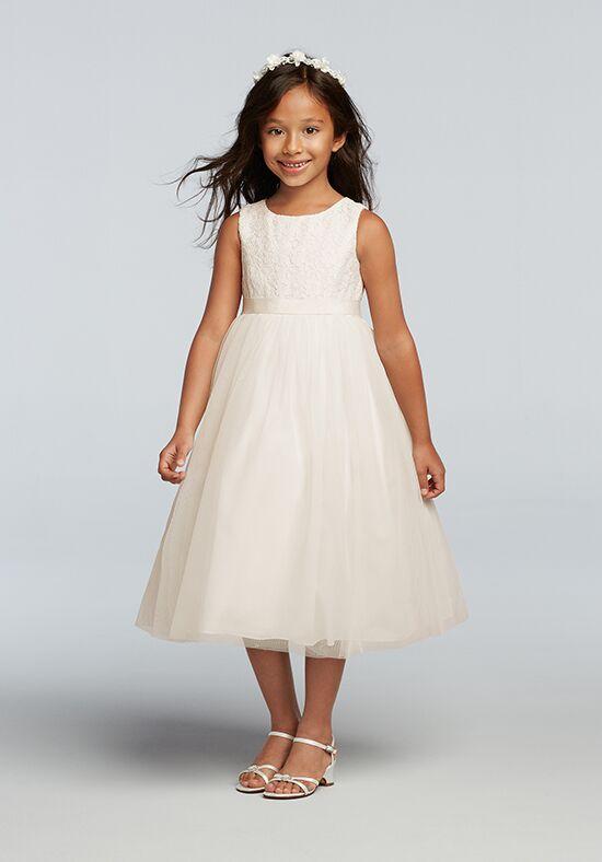 Flower Girl Dresses Davids Bridal White : David s bridal juniors style op flower