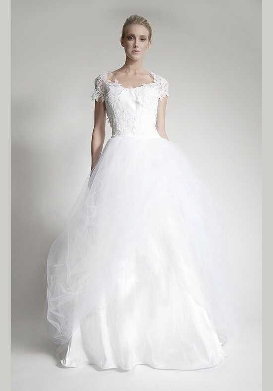Elizabeth St. John Lorelei A-Line Wedding Dress