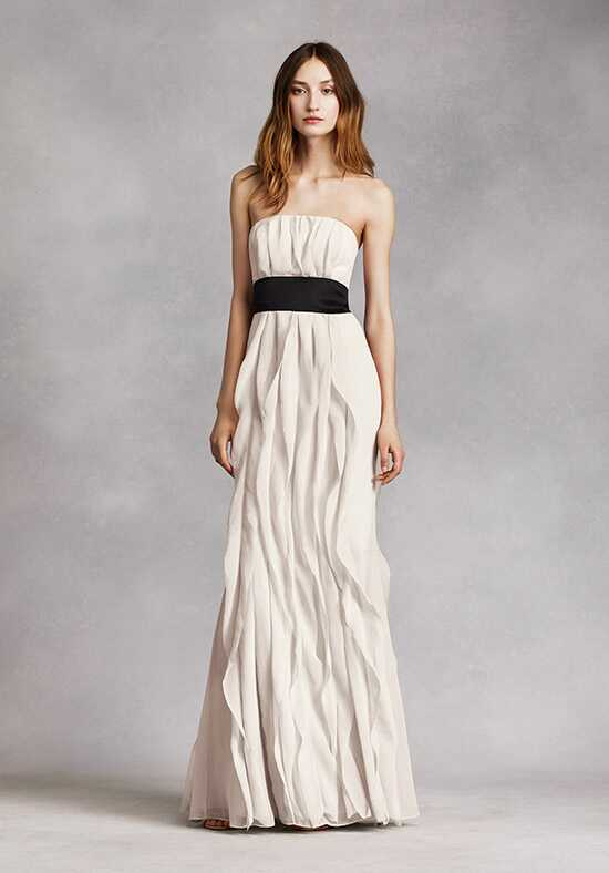 White by Vera Wang Collection White by Vera Wang Style VW360102 Bridesmaid Dress photo