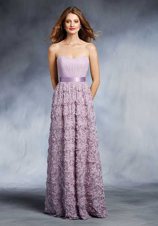 Alfred Angelo Disney Royal Maidens Collection 546L Strapless Bridesmaid Dress