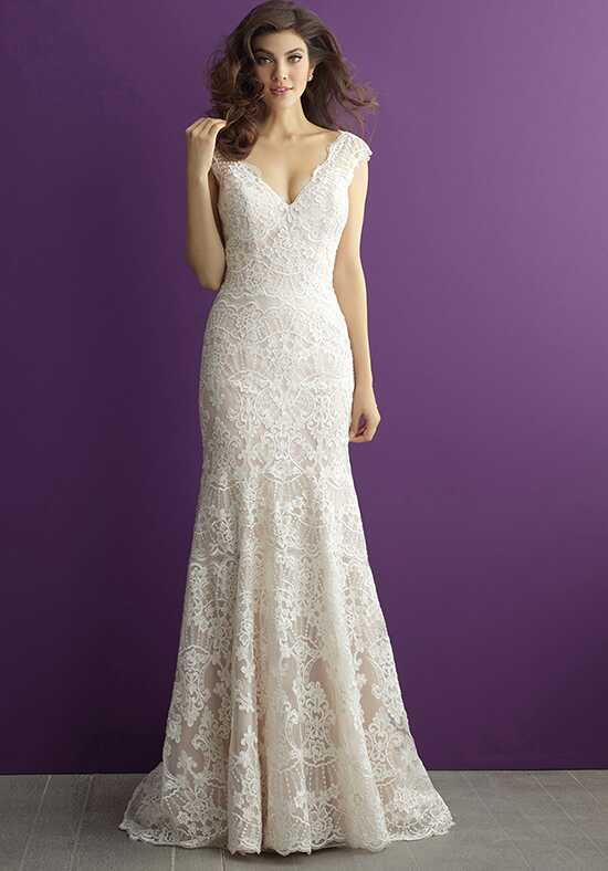 Allure Romance 2966 Sheath Wedding Dress