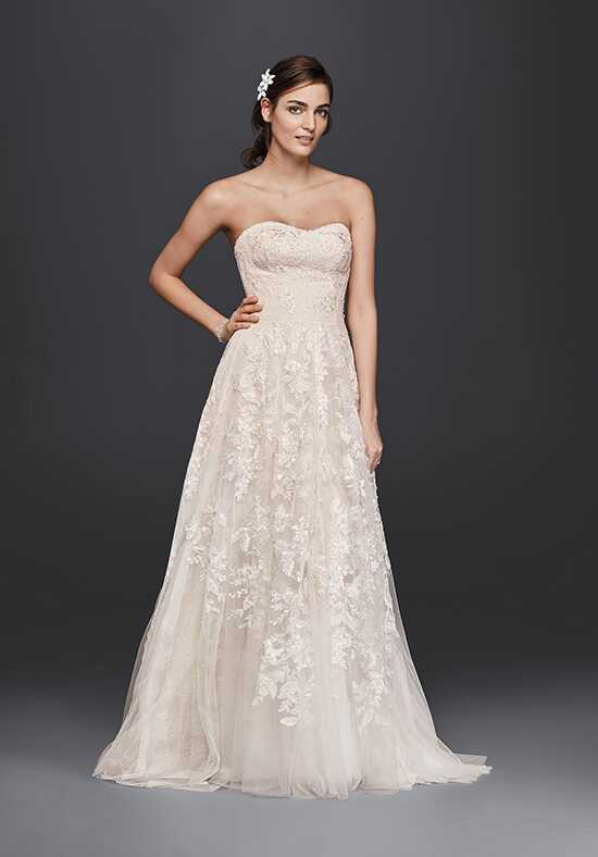 Melissa Sweet for David's Bridal Melissa Sweet Style MS251174 Wedding Dress photo