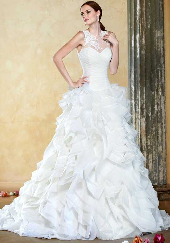 IVOIRE by KITTY CHEN ESTEE, V1353 Wedding Dress photo