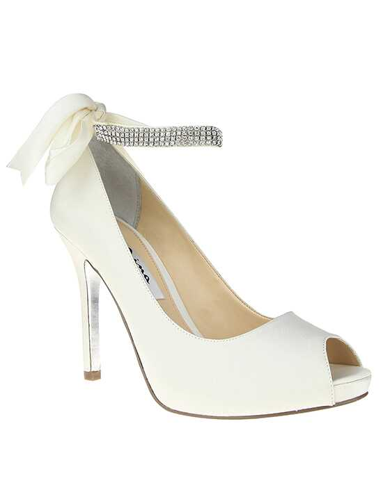 Nina Bridal Wedding Accessories Karen Ivory Shoe