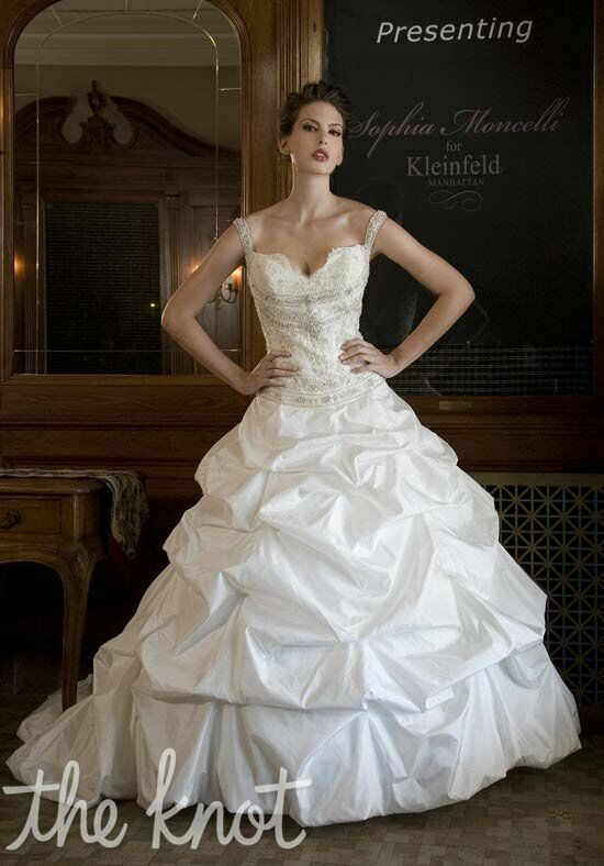 Kleinfeld Kollection 3076 Ball Gown Wedding Dress
