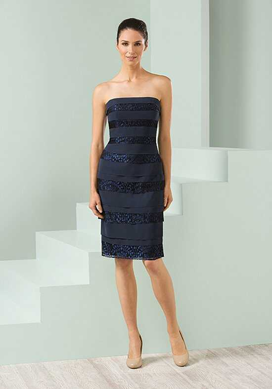Jasmine Black Label M180002 Blue Mother Of The Bride Dress