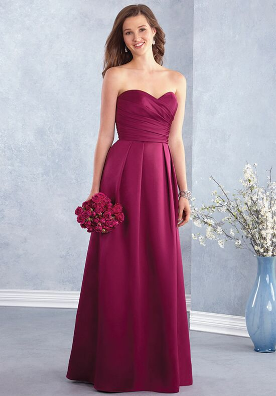 Alfred Angelo Signature Bridesmaids Collection 7428 Sweetheart Bridesmaid Dress
