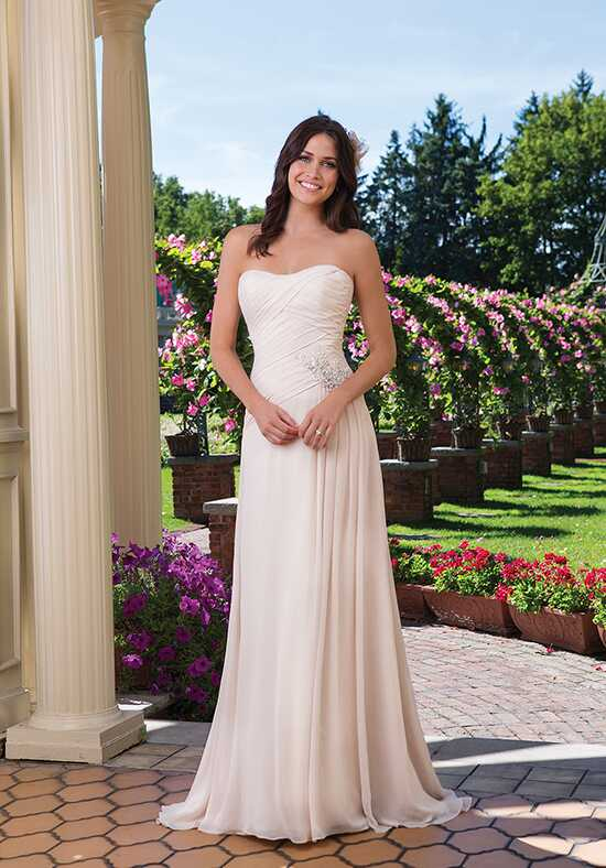 Sincerity Bridal 3920 A-Line Wedding Dress