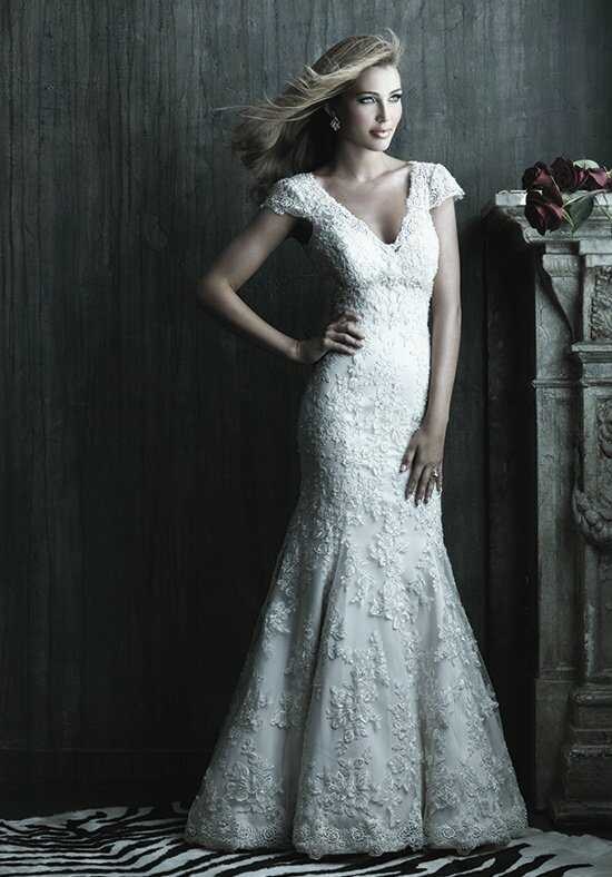 Allure Couture C207 A-Line Wedding Dress