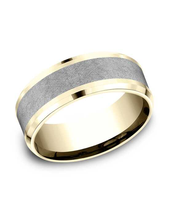 Benchmark CF448070GTA14KY Tantalum Wedding Ring