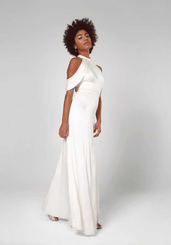 Fame and Partners Bridal Collection Clara A-Line Wedding Dress