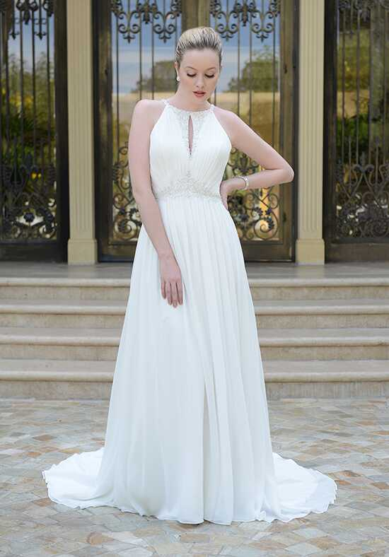 Pallas Athena PA9304 A-Line Wedding Dress