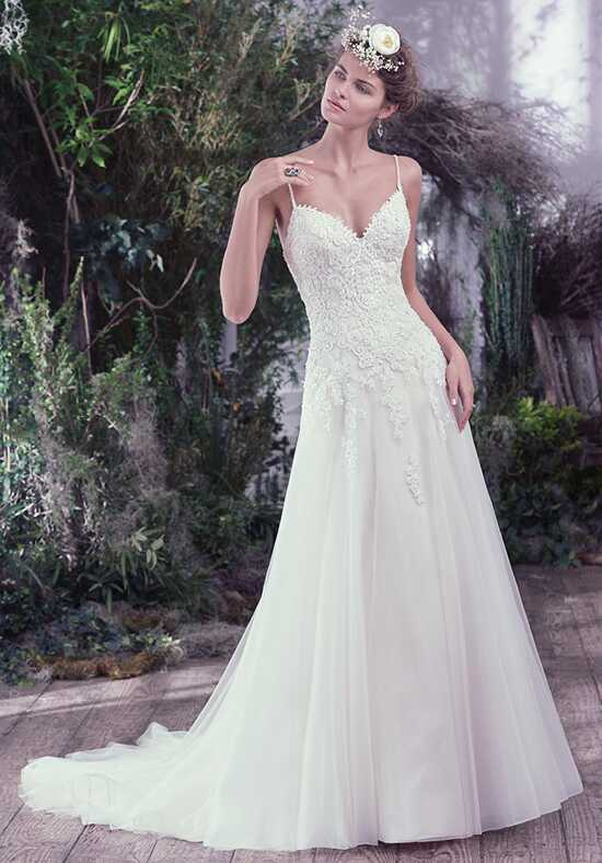 Maggie Sottero Beth A-Line Wedding Dress