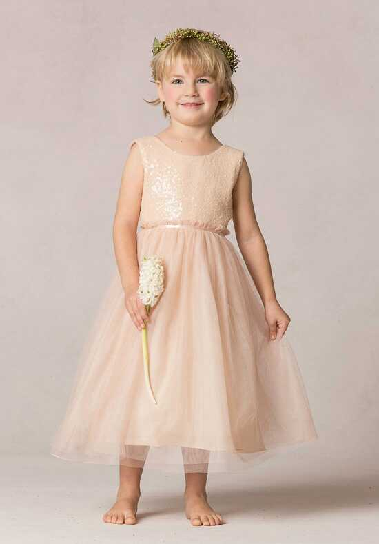Jenny Yoo Collection (Maids) Rosalie Flower Girl Dress