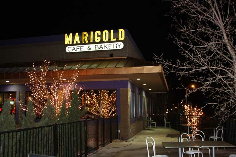Marigold Cafe Bakery Colorado Springs Co