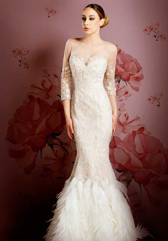 Ysa Makino KYM82 Mermaid Wedding Dress