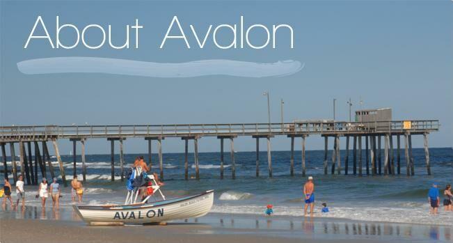 Avalon Nj Boardwalk Restaurants