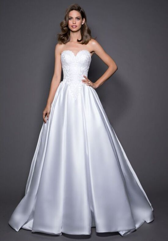LOVE by Pnina Tornai for Kleinfeld 14574 Ball Gown Wedding Dress