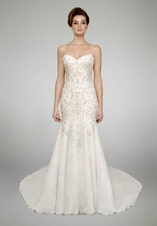 Matty by Matthew Christopher Tiffany Mermaid Wedding Dress