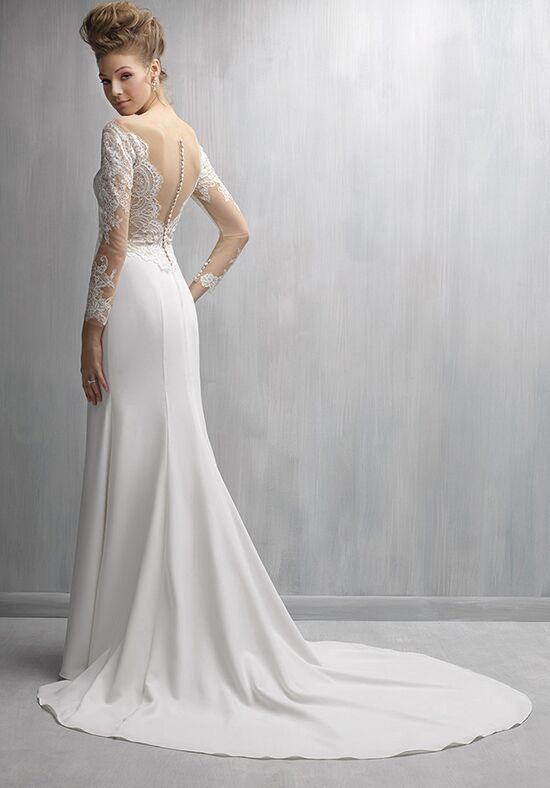 Madison james mj272 wedding dress the knot for Madison james wedding dresses