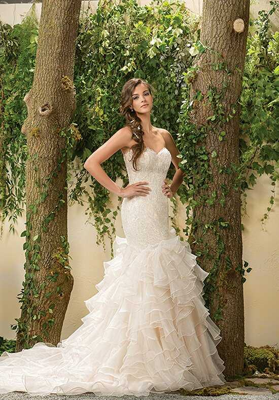 Jasmine Collection F181019 Mermaid Wedding Dress