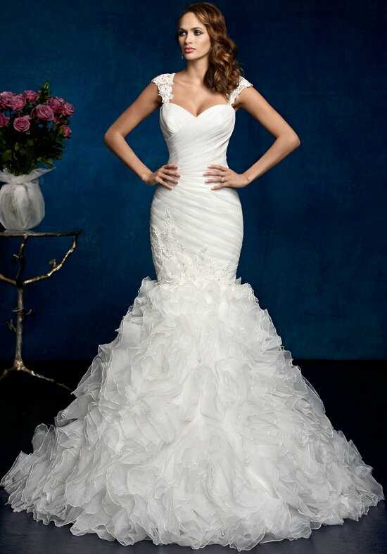 KITTYCHEN Couture ASPEN, H1350 Mermaid Wedding Dress