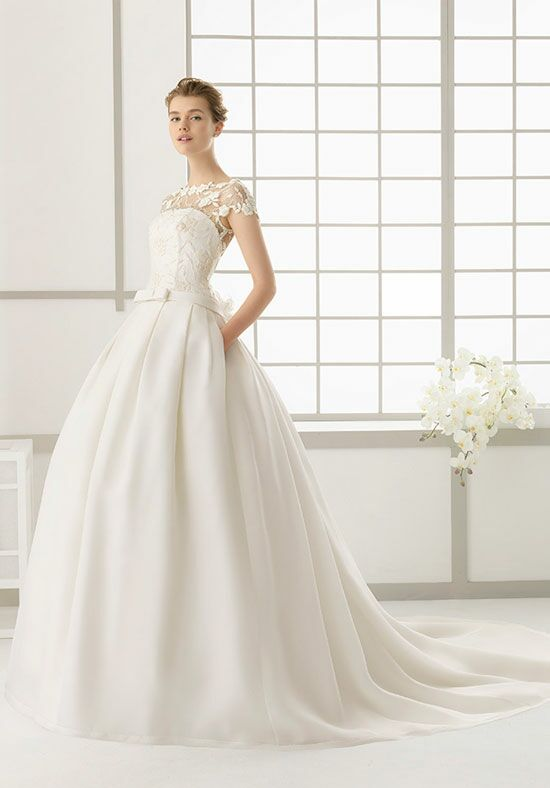 Rosa Clará DALLAS Ball Gown Wedding Dress