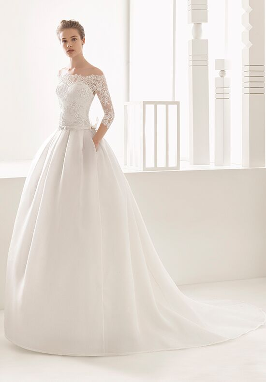 Rosa Clará Narciso A-Line Wedding Dress