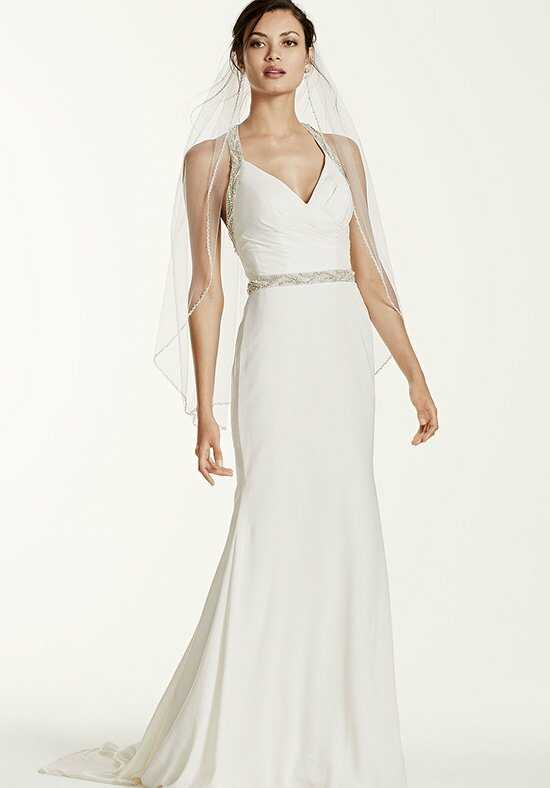 David's Bridal Galina Signature Style SWG645 Wedding Dress photo