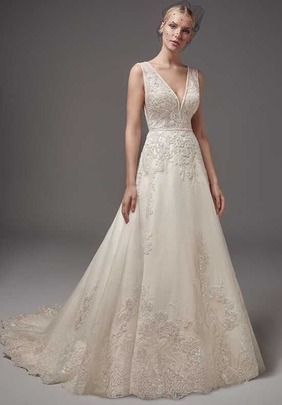 Sottero and Midgley Alba A-Line Wedding Dress