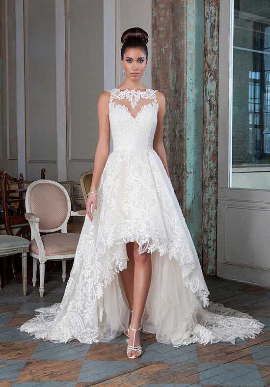 Justin Alexander Signature 9818 Ball Gown Wedding Dress