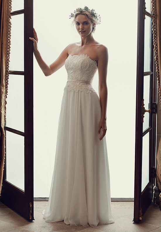 Casablanca Bridal 2239 Daisy A-Line Wedding Dress