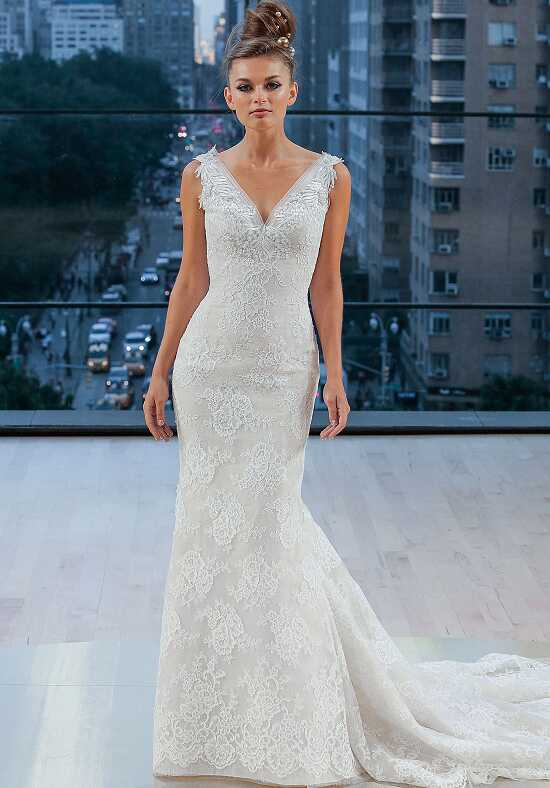 Ines Di Santo Houston Mermaid Wedding Dress