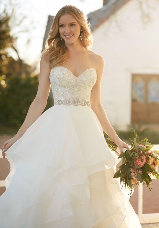 Martina Liana Cody Skylar Ball Gown Wedding Dress