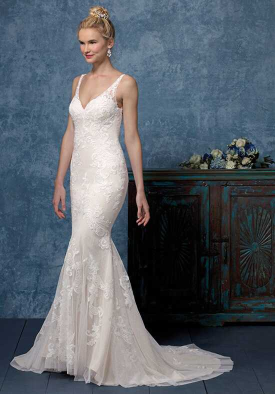 Beloved by Casablanca Bridal BL245 Midnight Mermaid Wedding Dress