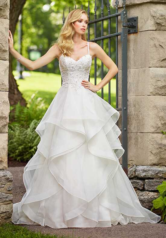 Enchanting by Mon Cheri 118156 Ball Gown Wedding Dress