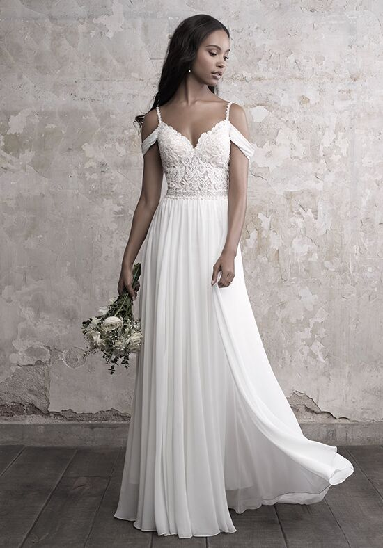 Madison James MJ453 A-Line Wedding Dress